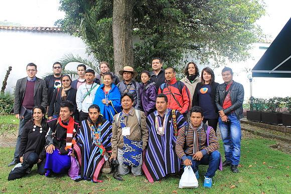 Encuentro de Activistas Digitales de Lenguas Indígenas - Colombia 2015 - 3.JPG