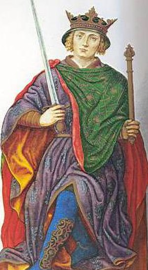 Henry I of Castile - Image: Enrique I de Castilla