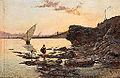 Enrique Simonet - Playa Malaga - 1889.jpg