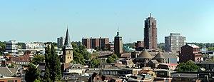 Enschede - Image: Enschede, binnenstad