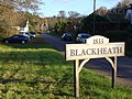 Entering Blackheath - geograph.org.uk - 624538.jpg