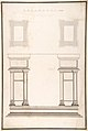Entrance Portal- Plan and Elevation, Each Pier Consisting of Two Pilasters MET DP801602.jpg