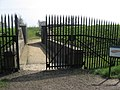 Entrance to Reigate Fort, Reigate Hill - geograph.org.uk - 1277353.jpg