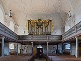 Erlangen Altstädter Kirche Empore 3100618efs.jpg