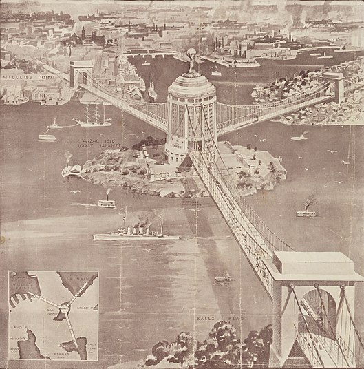 File:Ernest Stowe Proposed Sydney Harbour Bridge.jpg