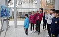 Escuelas de todo el pais visitan el Museo Malvinas (20314015752).jpg