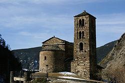 un bâtiment à découvrir -ajonc -28 août bravo Jovany  250px-Esgl%C3%A9sia_de_Sant_Joan_de_Caselles_-_10