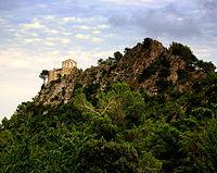 Església del Castell de Foix (Torrelles de Foix) - 3.jpg