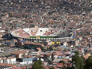 Estadio Garcilaso - Image: Estadio Garcilazo