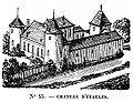 Etaules (Yonne) dessin du château.jpg