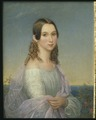 Eugénie, 1830-1889, prinsessa av Sverige och Norge (Nils Blommér) - Nationalmuseum - 39366.tif