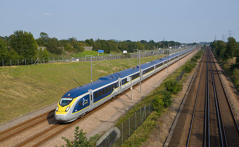 File:Eurostar Class 374 on HS1.jpg