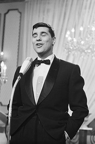 Switzerland in the Eurovision Song Contest - Image: Eurovisie Songfestival 1962 te Luxemburg, voor Zwitserland Jean Philippe, Bestanddeelnr 913 6591