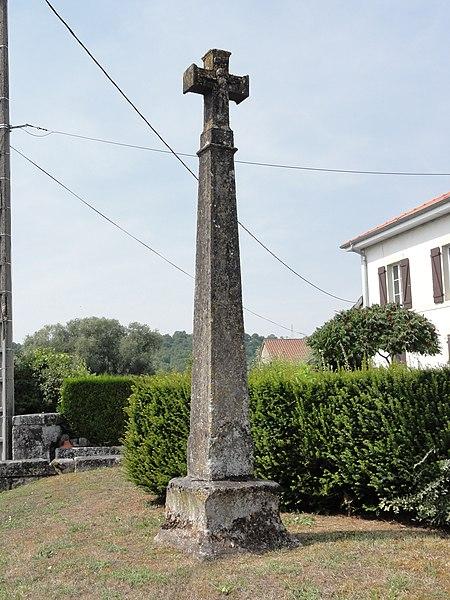 Euville (Meuse) croix de chemin B