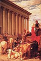 Evariste-Vital Luminais - Le Sac de Rome.jpg