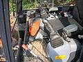Excavator operator manual controls IMG 1089.JPG