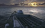 Exercise Trident Juncture - Type 23 in the Arctic Circle MOD 45164843.jpg