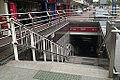 Exit D, Shayuan Station, Guangzhou Metro.JPG