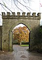 Exit from Clearwell Castle - geograph.org.uk - 1045651.jpg