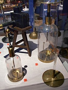 Exposition Hautes Tensions - Electroscopes de type Volta.JPG