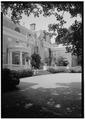 Exterior, Front, South View, July 1941. - Springwood, Hyde Park, Dutchess County, NY HABS NY,14-HYP,5-4.tif