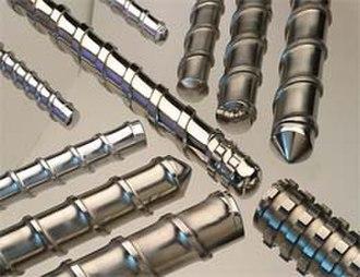 Plastics extrusion - Extruder screws From Boston Matthews
