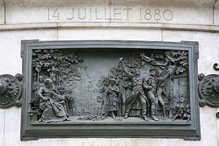 The First Bastille Day