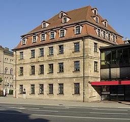 Königsplatz in Fürth