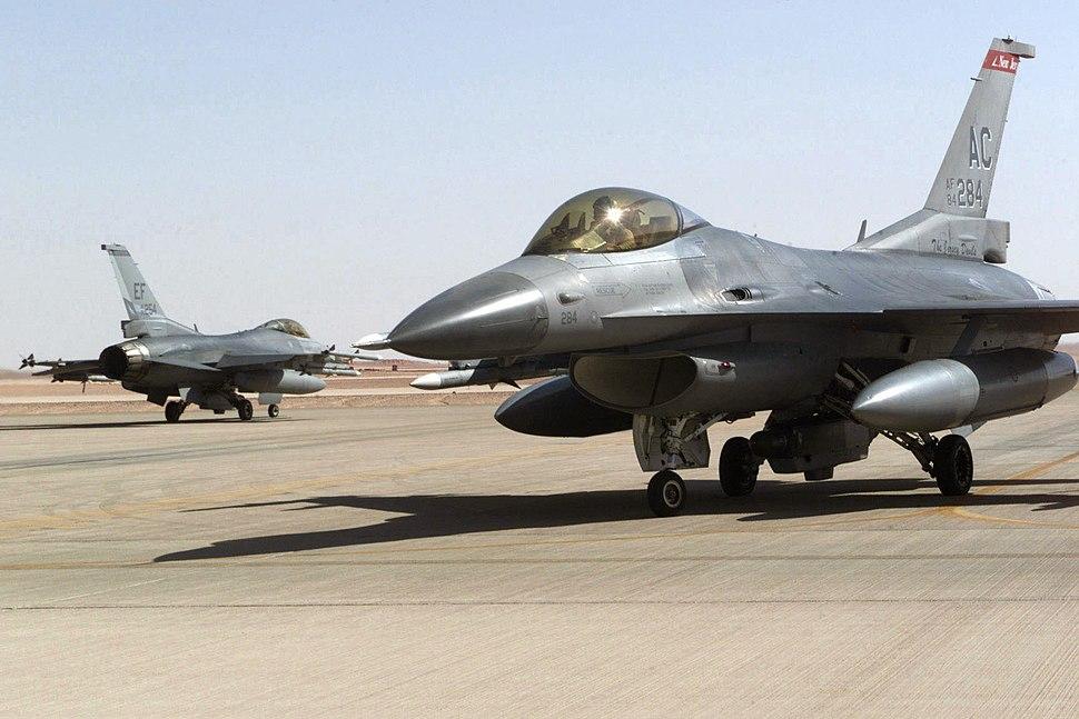 F-16s Southern Watch