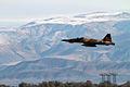 F-5N of VFC-13 takes off from NAS Fallon in November 2014.JPG