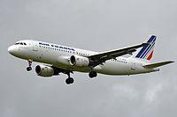 F-GKXR - A320 - Air France