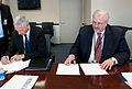 FEMA - 43783 - FEMA Administrator W. Craig Fugate signs an MOU in District of Columbia.jpg