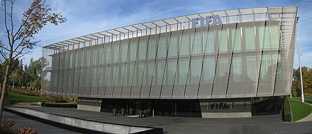 FIFA headquarters in Zurich FIFA-Headquarter.jpg