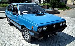 FSO Polonez MR'87 Blue Jasło.JPG