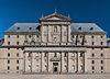 Facade monastery San Lorenzo de El Escorial Spain.jpg