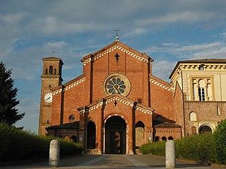 Alseno - Abbey of Chiaravalle della Colomba