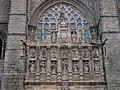 Fachada de Catedral San Salvador Ávila - panoramio.jpg