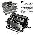 Facit keys 1935.jpg