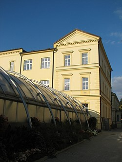 Faculty of Science - Botanical Garden - MU Brno.JPG