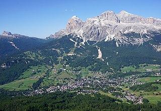 Cortina dAmpezzo Comune in Veneto, Italy