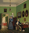 Familien Waagepetersen 1830 by Wilhelm Bendz.jpg