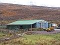 Farm building at Couldoran - geograph.org.uk - 1801413.jpg