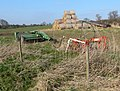 Farm machinery near Marefield in Leicestershire - geograph.org.uk - 693724.jpg