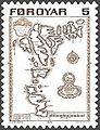 Faroe stamp 001 debes faroe map 5 oyru.jpg