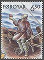 Faroe stamp 407 helmsman.jpg