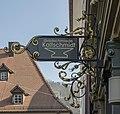 Fassadenschild Kaltschmidt (Freiburg im Breisgau) jm2133.jpg