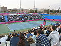 Fed Cup Group I 2011 Europe Africa day 2 Centre Court 001.jpg