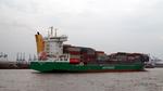 Feeder ship Heinrich Ehler in the port of Hamburg in September 2013.png
