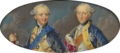Ferdinand and Charles of Brunswick-Wolfenbüttel - Royal Collection.png