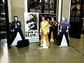 Feria del Disco de Coleccionista en Barcelona (Abril 2016) - Exhibición Elvis Presley 3.jpg